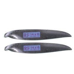 Pales d'hélice CFK-Prop 14X8 RFM