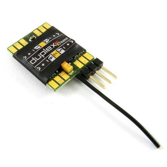Récepteur R7 Nano Duplex EX 2.4GHz 7 voies