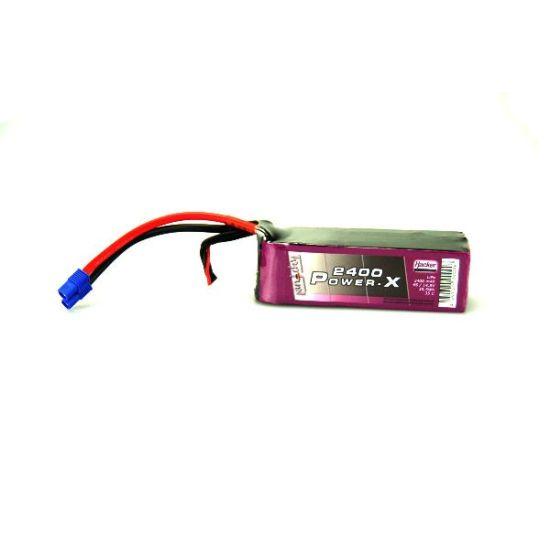 4S 14.8V 2400mAh 35C Power-X lipo
