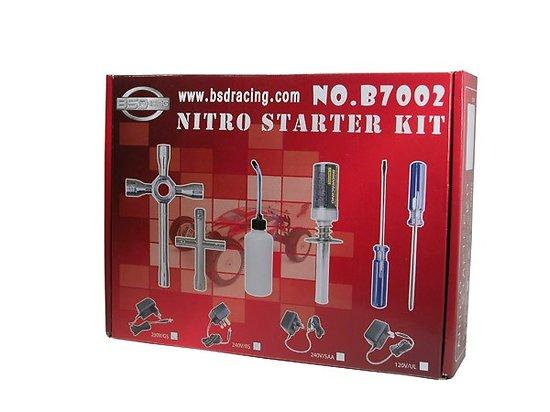 Kit démarrage Nitro