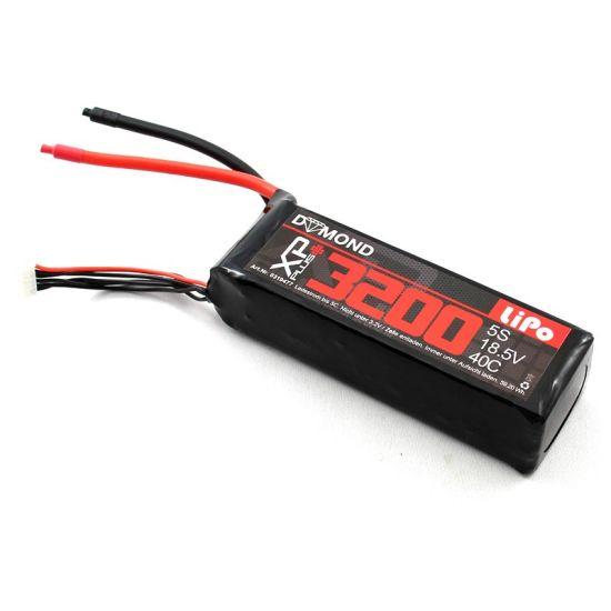 Batterie XP-Plus 3200 5S 18.5V 40C