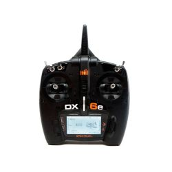 Radio DX6e DSMX (avec AR-610)