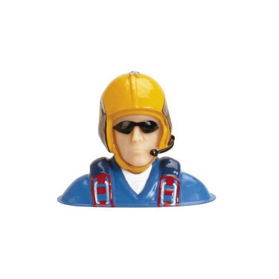 Buste pilote Graupner