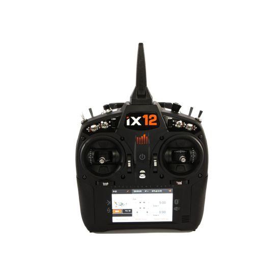 Radio iX12 - 12 voies (Emetteur DSMX + récepteur AR9030T )