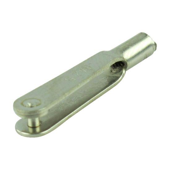 Chape métal M2.5 (5 pièces)