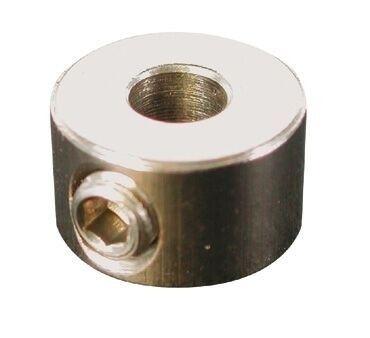 Bague arrêt de roue Ø 5 aluminium MP JET