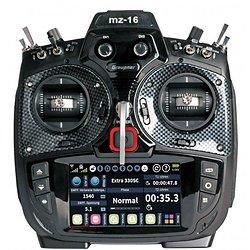 Radio MZ16 HoTT 16 voies (émetteur seul)