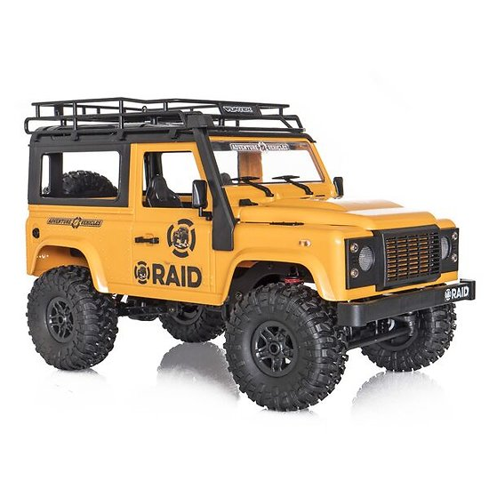 FUNTEK 4x4 Raid version 2 jaune