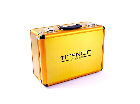 Valise de transport radio TITANIUM