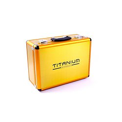 Valise de transport radio TITANIUM