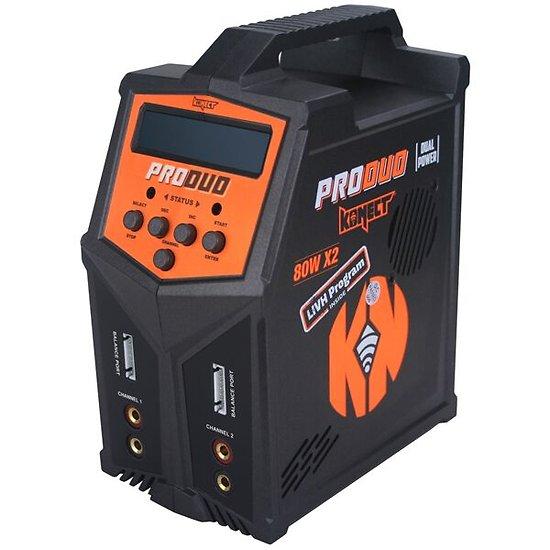 Chargeur ProDuo 2 x 80W AC/DC