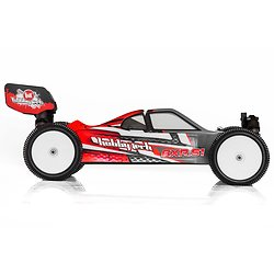 Buggy 1/10ème 4x4 Brushless BXR.S1 RTR
