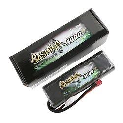 Batterie Lipo 2S 7.4V-4000Mah 50C (Deans)
