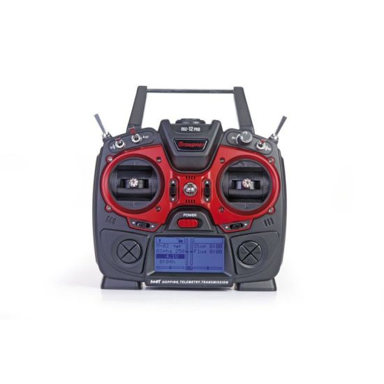 Radio MZ-12 PRO + falcon 12