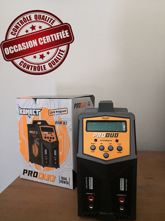 """Chargeur ProDuo 2 """"OCCASION"""""""