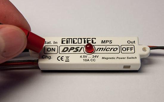 Interrupteur magnétique DPSI Micro MPS