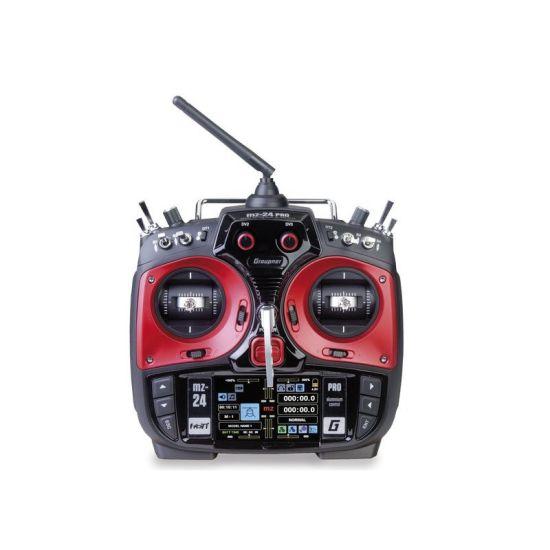 Radio MZ-24 Pro Hott 2.4GHz (emetteur + emécepteur GR-18)