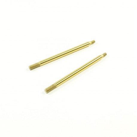 S35-4 - Tige d'amortisseur BBS traitée téflon Arrière (2) SW338062