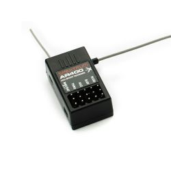 Récepteur Spektrum AR400 4 voies DSMX
