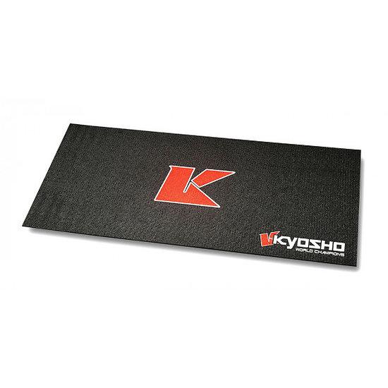Kyosho Tapis de Stand Big K 2.0 Noir 80823