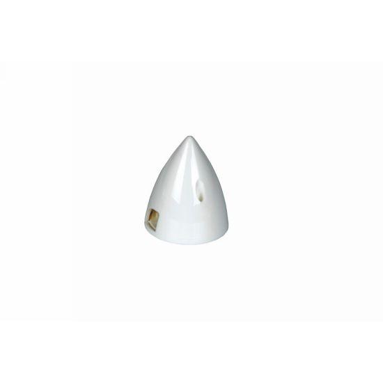 Cône plastique blanc Ø57mm Graupner