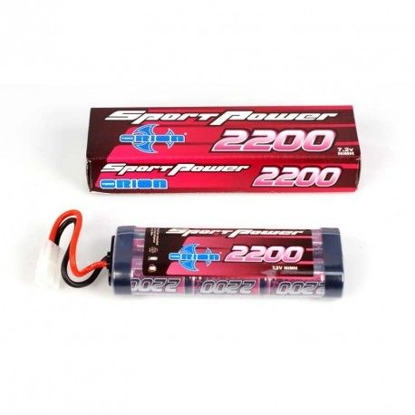 NIMH 7.2V Sport Power 2200 mAh