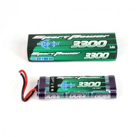 NIMH 7.2V Sport Power 3300 mAh