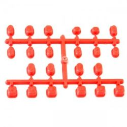 Bagues suspension Inferno MP9 Rouge IF442KR