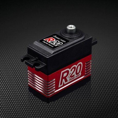 Servo digital R20 HV (20kg/ 0.085s)