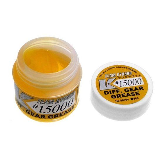 Graisse silicone 15000