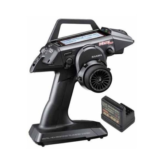 Radio M12S-RS PC + Récepteur RX482