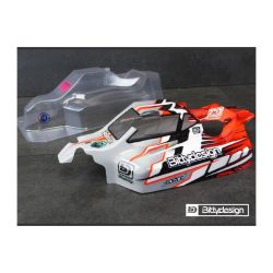 Carrosserie pour Kyosho MP9 TKI4