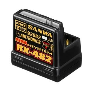 Récepteur Rx-482 SSL/SSR FH4