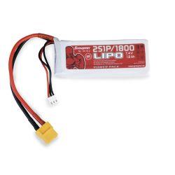 Batterie Power Pack LiPo 2S/1800 7,4 V 30C XT60 Graupner