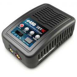 Chargeur e450 2-4S Lipo/LiFe/LiHV + NiMh 30W 220V