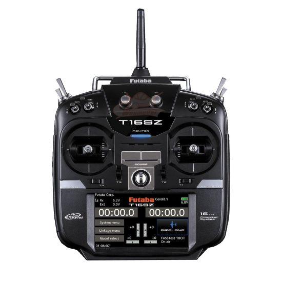 Radio Futaba 16SZ + R7008SB
