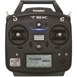 Radio Futaba 6K + R3006SB