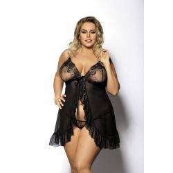 Nuisette Ouverte Grande Taille