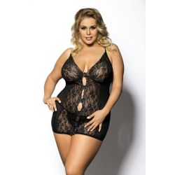 Nuisette Moulante Grande Taille