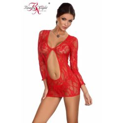 Robe Lingerie Rouge