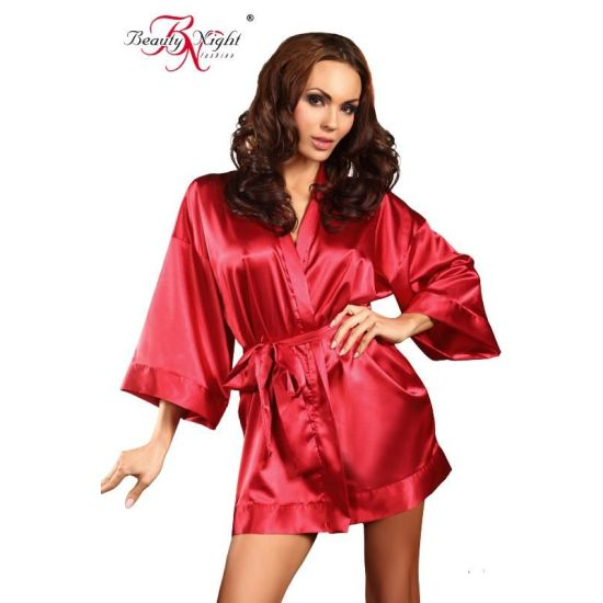 Peignoir Rouge