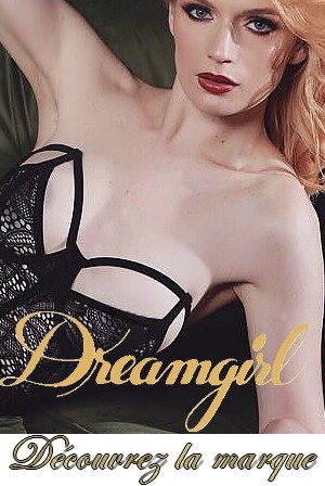 Dreamgirl Lingerie Sexy et TEnues Coquines