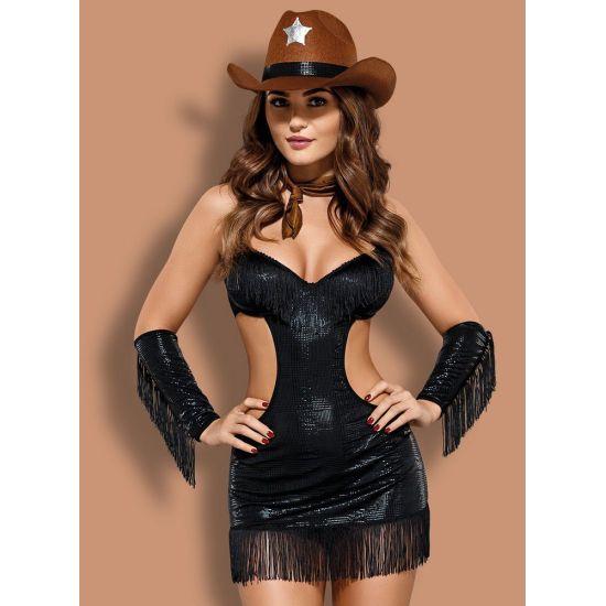 Cow Girl Sheriff