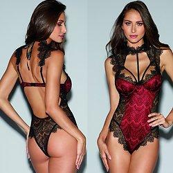 Body Rouge et Noir