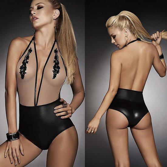 Body Noir et Nude