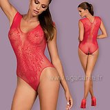 Body Rouge Ouvert