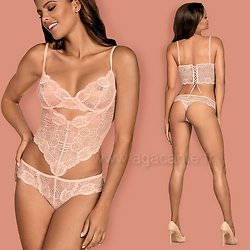 Mini Body Dentelle Rose