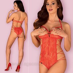 Body Ouvert Rouge