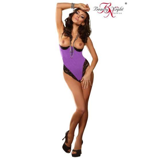 Body Seins Nus Violet