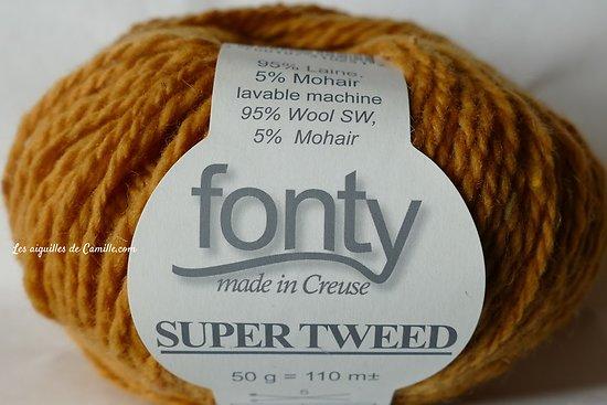 Super Tweed 26